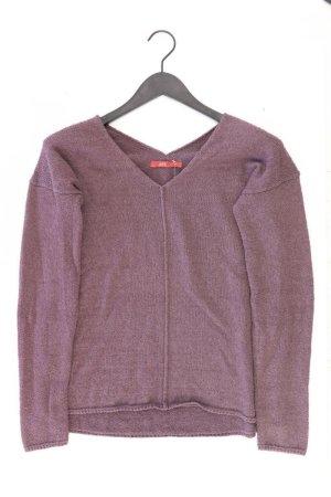 edc by Esprit Pull à gosses mailles violet-mauve-violet-violet foncé coton