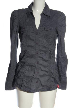 edc by Esprit Blusa-camisa gris claro look casual