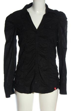 edc by Esprit Blusa-camisa negro look casual