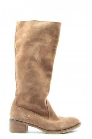 edc by Esprit High Heel Stiefel nude Casual-Look