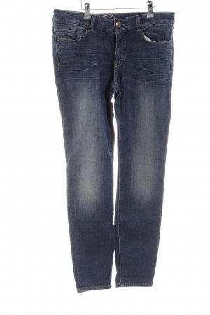 edc by Esprit Hoge taille jeans blauw casual uitstraling