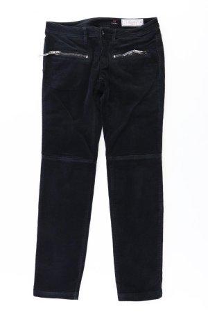 edc by Esprit Pantalon en velours côtelé noir coton