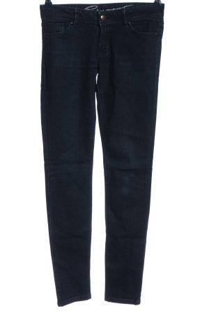 edc by Esprit Jeans vita bassa blu stile casual