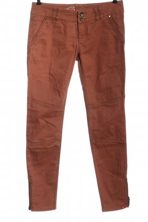 edc by Esprit Low Rise jeans bruin casual uitstraling