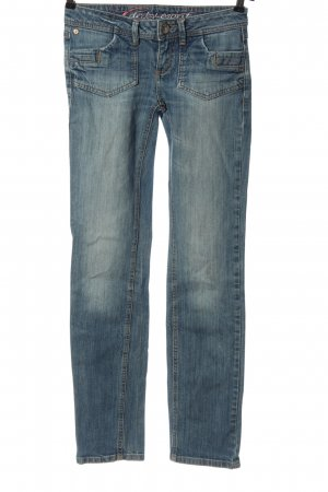edc by Esprit Low Rise Jeans blue casual look