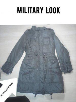 edc by Esprit Military Jacket multicolored nylon