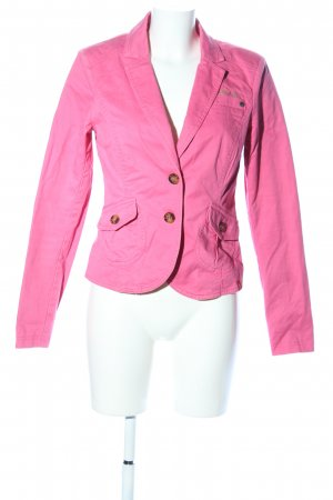 edc by Esprit Blazer in jeans rosa stile casual