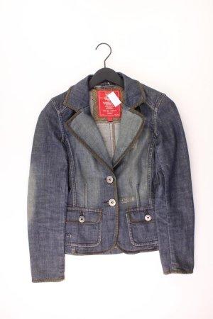 edc by Esprit Blazer in jeans blu-blu neon-blu scuro-azzurro Poliestere