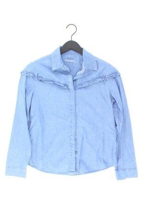 edc by Esprit Jeansbluse Größe S neuwertig Langarm blau aus Baumwolle