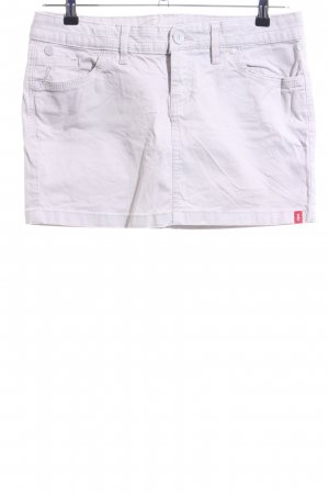 edc by Esprit Jeansrock weiß Casual-Look