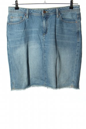edc by Esprit Jeansrock blau Casual-Look