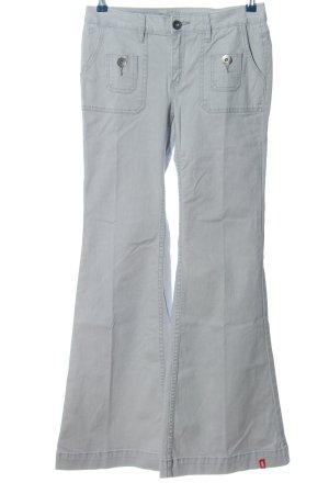 edc by Esprit Jeans flare gris clair style décontracté