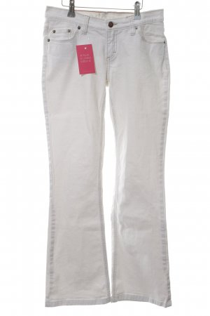 edc by Esprit Jeansschlaghose weiß Casual-Look