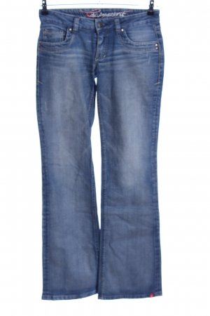 edc by Esprit Jeansschlaghose blau Casual-Look