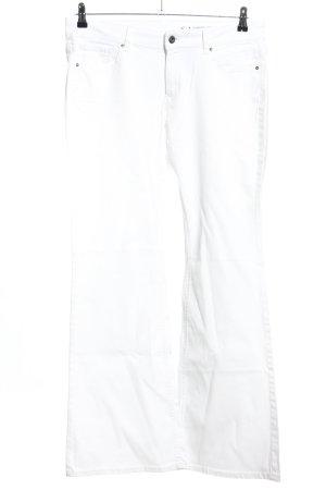 edc by Esprit Spijker flares wit casual uitstraling