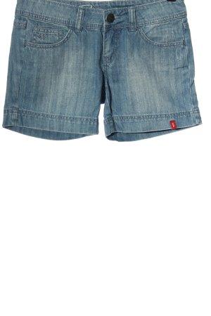 edc by Esprit Jeansowe szorty niebieski W stylu casual