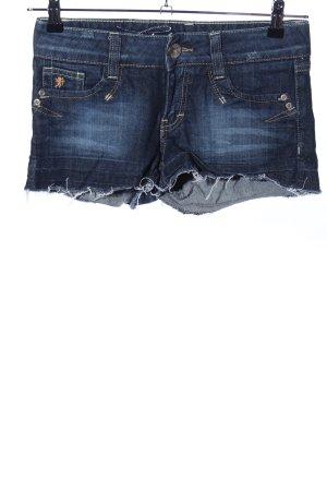 edc by Esprit Short en jean bleu style décontracté