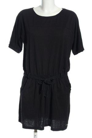 edc by Esprit Vestido de tela de jersey negro estilo «business»