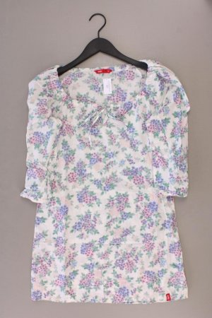 edc by Esprit Vestido de tela de jersey multicolor