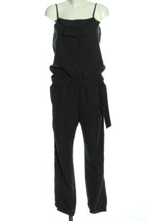 edc by Esprit Jumpsuit schwarz Casual-Look