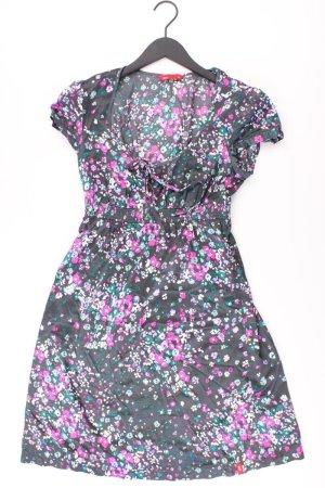 edc by Esprit Kurzarmkleid Größe 36 mehrfarbig aus Polyester