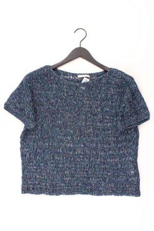 edc by Esprit Pullover a maglia grossa blu-blu neon-blu scuro-azzurro Cotone