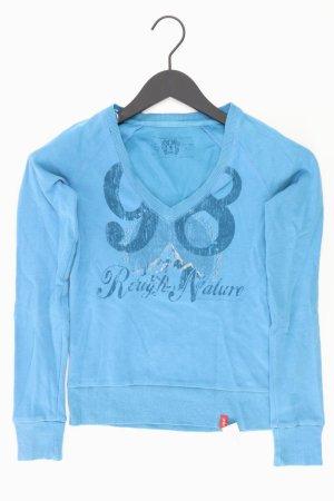 edc by Esprit Pull long bleu-bleu fluo-bleu foncé-bleu azur coton