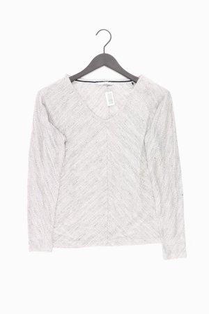 edc by Esprit Longsleeve-Shirt Größe M Langarm grau
