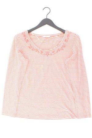 edc by Esprit Longsleeve-Shirt Größe XL Langarm rot aus Baumwolle