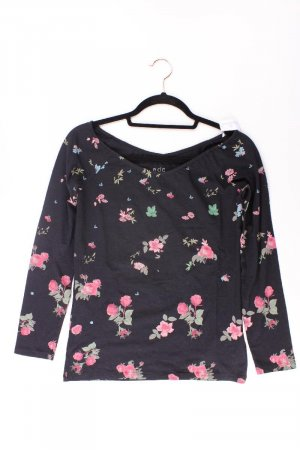 edc by Esprit Longsleeve-Shirt Größe XS Langarm schwarz aus Baumwolle