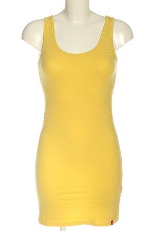 edc by Esprit Top lungo giallo pallido stile casual