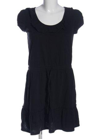 edc by Esprit Minikleid schwarz Casual-Look