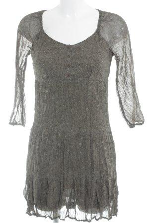 edc by Esprit Minikleid khaki Blumenmuster Casual-Look