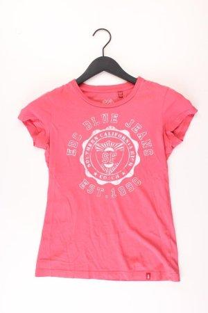 edc by Esprit Printshirt Größe M Kurzarm pink