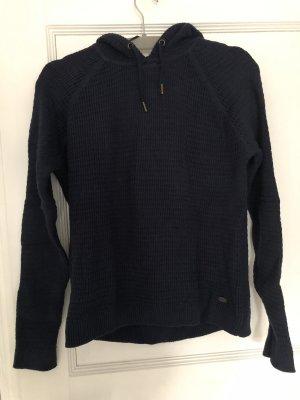 edc by Esprit Jersey con capucha azul oscuro