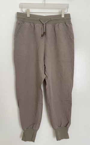 edc by Esprit Bloomers grey brown linen