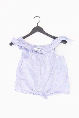 edc by Esprit Blusa con volantes lila-malva-púrpura-violeta oscuro Algodón