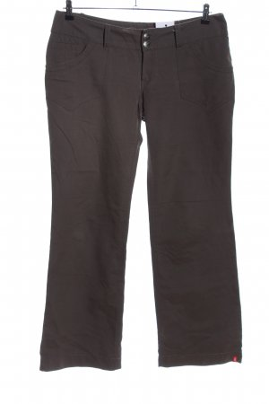 edc by Esprit Five-Pocket-Hose braun Casual-Look