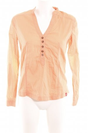 edc by Esprit Schlupf-Bluse nude Casual-Look