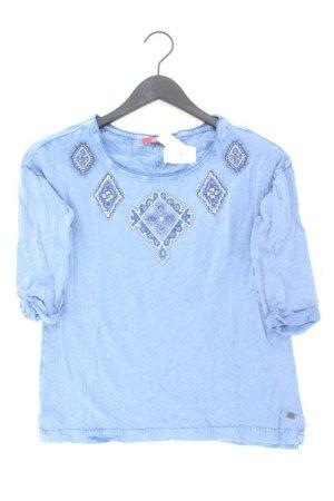 edc by Esprit Shirt blau Größe XS
