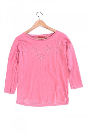 edc by Esprit Oversized Shirt light pink-pink-pink-neon pink cotton