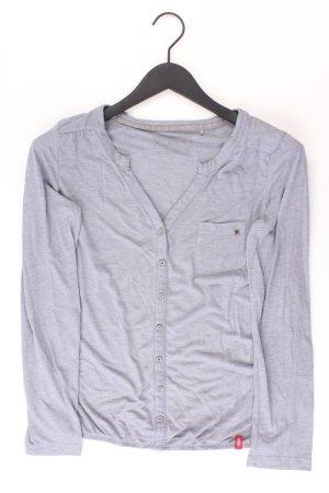 edc by Esprit V-Neck Shirt blue-neon blue-dark blue-azure