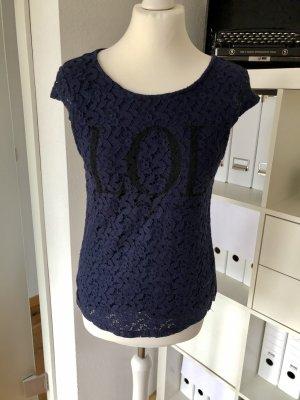 Edc by Esprit Shirt Spitze S