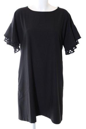 edc by Esprit Shirtkleid schwarz Business-Look