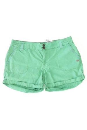 edc by Esprit Shorts Größe 38 grün aus Baumwolle