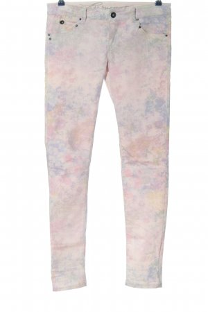 edc by Esprit Skinny Jeans abstraktes Muster Casual-Look