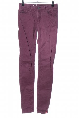 edc by Esprit Skinny Jeans lila Casual-Look