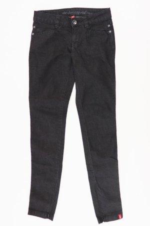 edc by Esprit Skinny Jeans Größe 34 schwarz aus Baumwolle