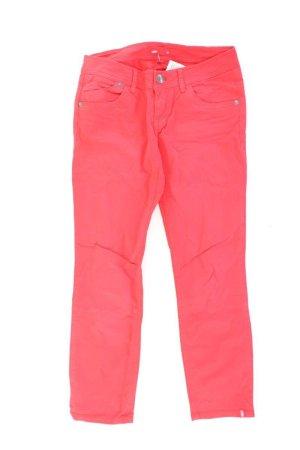 edc by Esprit Skinny Jeans Größe 36 rot aus Baumwolle