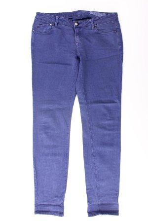 edc by Esprit Skinny Jeans Größe 38 blau aus Baumwolle